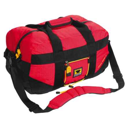 Mountainsmith Travel Trunk Duffel Bag - Medium in Red / Black - Closeouts