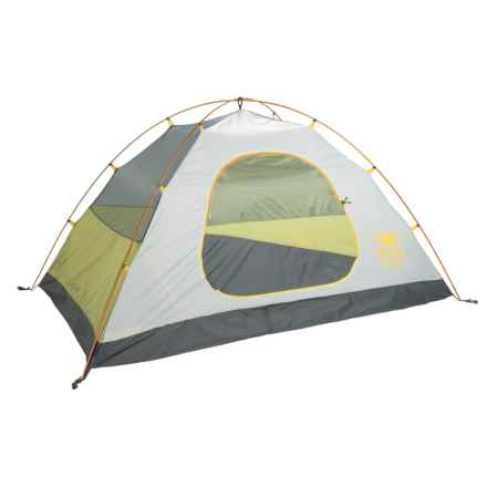 Mountainsmith Upland Tent - 2-Person, 3-Season in Citron Green - Closeouts