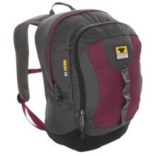 Mountainsmith Wazee 20 Daypack - Recycled Materials (For Women) in Sangria Red - Closeouts