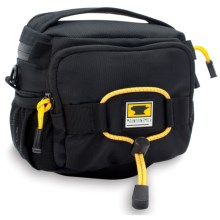 Mountainsmith Zoom Camera Case - Small, Recycled Materials in Black - Closeouts