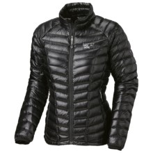 Mountian Hardwear Ghost Whisperer Down Jacket - 850 Fill Power (For Women) in Black - Closeouts