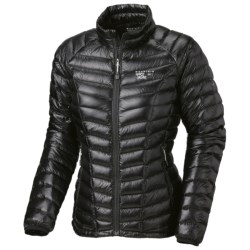 Mountian Hardwear Ghost Whisperer Down Jacket - 850 Fill Power (For Women) in Black