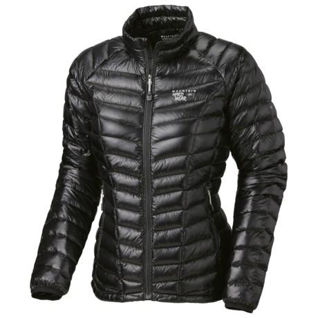 Mountian Hardwear Ghost Whisperer Down Jacket - 850 Fill Power (For Women) in Black