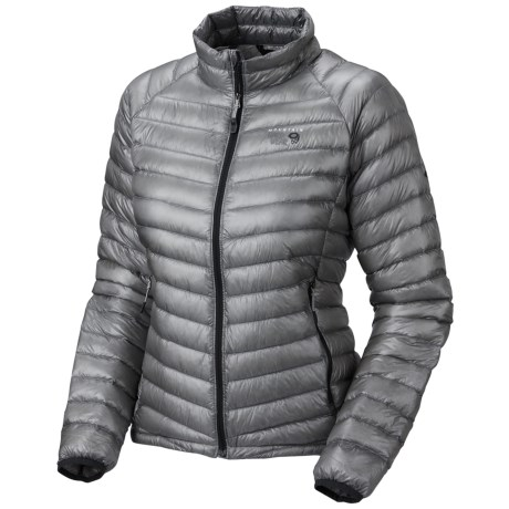 Mountian Hardwear Ghost Whisperer Down Jacket - 850 Fill Power (For Women) in Steam
