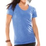 Moving Comfort Flex T-Shirt - Short Sleeve (For Women)