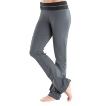 Moving Comfort Flow Pants (For Women) in Ebony/Black - Closeouts
