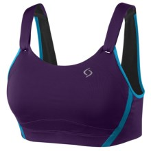 Moving Comfort Jubralee Sports Bra (For Women) in Berry - Closeouts