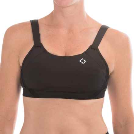 Moving Comfort Jubralee Sports Bra - High Impact (For Women) in Black - Closeouts