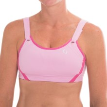 Moving Comfort Jubralee Sports Bra - High Impact (For Women) in Lotus - Closeouts