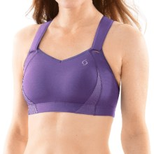 Moving Comfort Juno Sports Bra (For Women) in Dusk - Closeouts