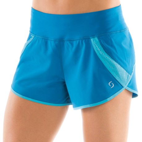 Moving Comfort Momentum Running Short (For Women) in Crush