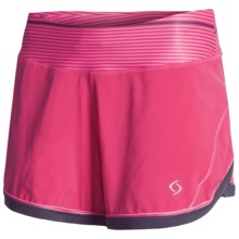 Moving Comfort Momentum Running Short (For Women) in Shimmer - Closeouts