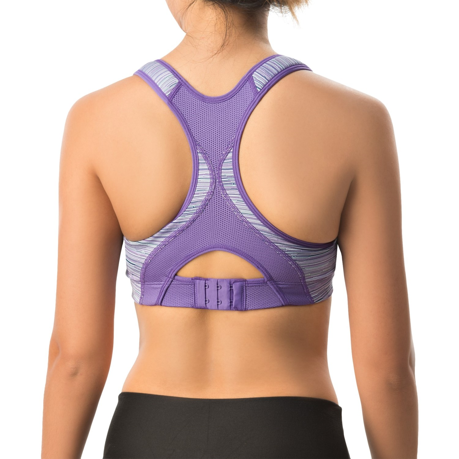 Moving Comfort Rebound Racer Sports Bra (For Women) - Save 50%