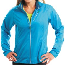 Moving Comfort Sprint Jacket (For Women) in Blizzard - Closeouts