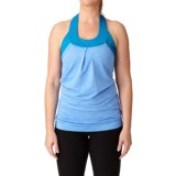 Moxie Cycling Tonal Layered Tank Cycling Jersey (For Women)