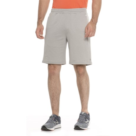MPG Actile Shorts (For Men) in Heather Concrete