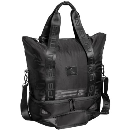 MPG Dive Duffel Bag in Black