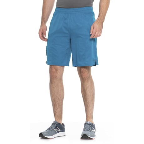 MPG Elect 3.0 Shorts - Built-in Liner (For Men) in Aquarius Check