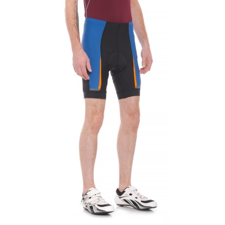 MPG Gravity Bike Shorts (For Men) in Cobalt
