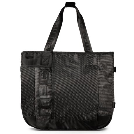 MPG Intersection Tote Bag in Black