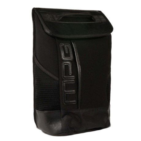 MPG Metropolis Commuter Bag in Black