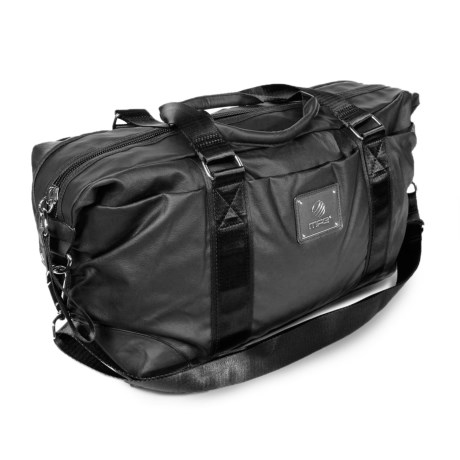 MPG New City Duffel Bag in Black