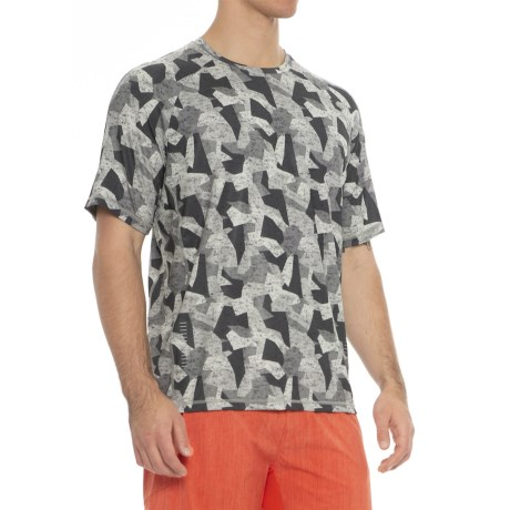 MPG Pace Shirt - Short Sleeve (For Men) in Micro Chip Camo