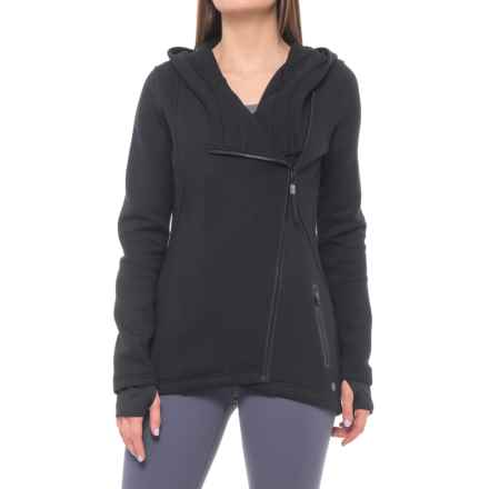 MPG Pave Jacket (For Women) in Black - Closeouts