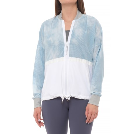 MPG Ratio Jacket (For Women) in Chambray