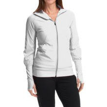 MPG Revive Running Jacket (For Women) in White - Closeouts