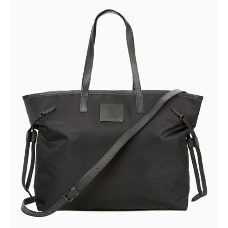 MPG Soho Modern Tote Bag in Black