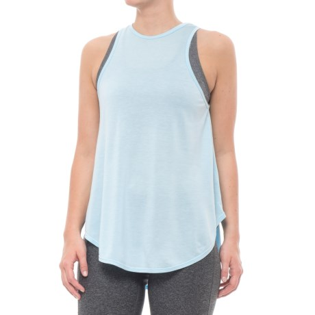 MPG Swing Tank Top (For Women) in Chambray