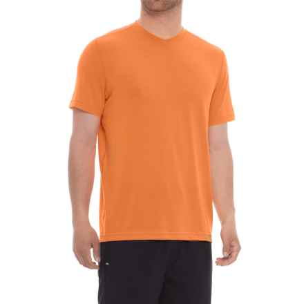 MPG Tower T-Shirt - Short Sleeve (For Men) in Tangelo - Closeouts