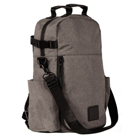MPG Utility Backpack in Heather Ash Grey