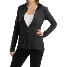 MSP by Miraclesuit Contoured Seam Jacket (For Women) in Black - Closeouts