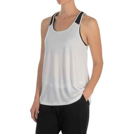 MSP by Miraclesuit Drape-Back Tank Top (For Women) in White - Closeouts