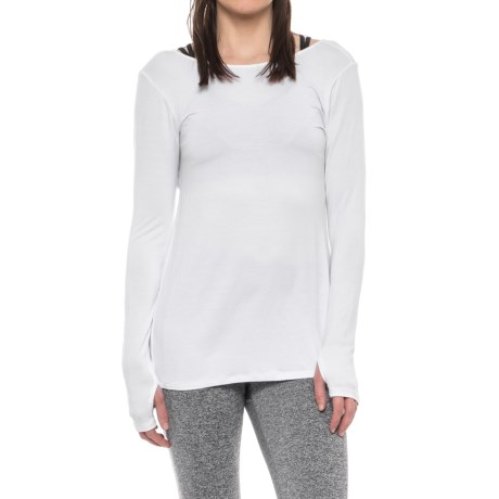 MSP by Miraclesuit Peep-Back Shirt - Long Sleeve (For Women)
