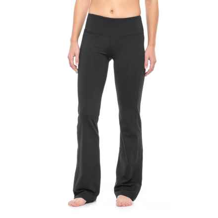 MSP by Miraclesuit Tummy Control Bootcut Leggings - High Waist (For Women) in Black - Closeouts