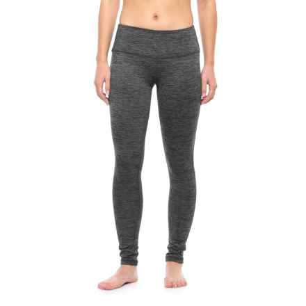 MSP by Miraclesuit Tummy Control Brush Back Leggings - High Waist (For Women) in Charcoal Heather - Closeouts