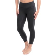 MSP by Miraclesuit Tummy Control Crop Leggings (For Women) in Black - Closeouts