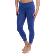 MSP by Miraclesuit Tummy Control Crop Leggings (For Women) in Ultramarine - Closeouts