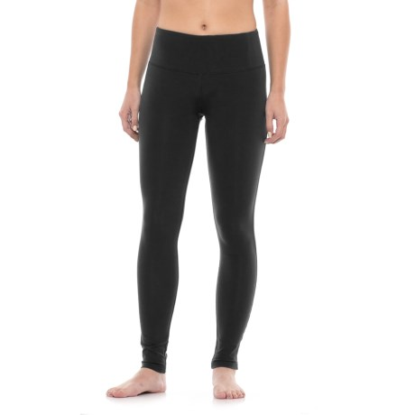 MSP by Miraclesuit Tummy-Control Leggings - High Waist (For Women) in Black