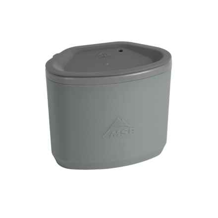 MSR Double-Wall Insulated Mug - 10 fl.oz. in Gray - Closeouts