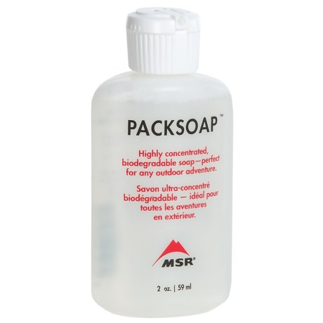 MSR Packsoap - 2 fl.oz. in See Photo