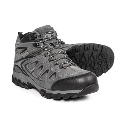 Mt. Logan Hiking Boots - Waterproof (For Men)