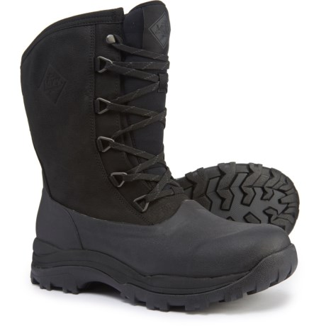 5a5589a2e6f Muck Boot Company Artcic Outpost Lace Mid Snow Boots - Waterproof,  Insulated (For Men)