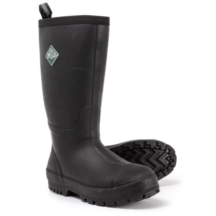 ca5d839de4089 Muck Boot Company Chore-Resistant Tall Boots - Waterproof, Insulated (For  Men)