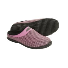 Muck Boot Company Daily Clogs - Waterproof (For Women) in Pink Houndstooth - Closeouts