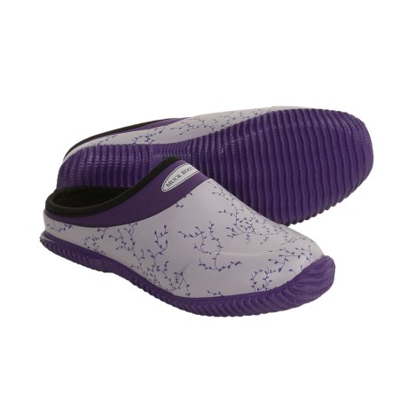 Muck Boot Company Daily Clogs - Waterproof (For Women) in Plum Vine