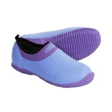 Muck Boot Company Daily Muck Shoes - Rubber (For Women) in Lilac - Closeouts